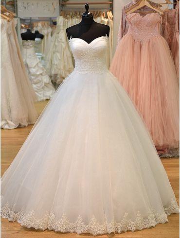 Brautkleider Prensessin-Stil Modell Marcela
