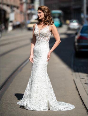 Brautkleid Modell Bettina