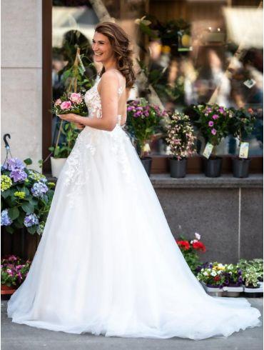 Brautkleid Modell Ina