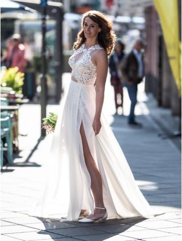 Brautkleid Modell Ursula