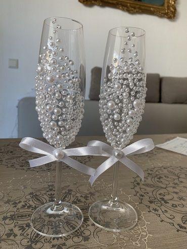 Hochzeitsgläser & Kerzen für Hochzeiten
