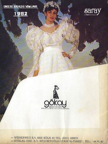 Saray & Gökay Katalog vom Jahr 1982