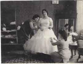 Nuriye Gökay im Jahr 1955