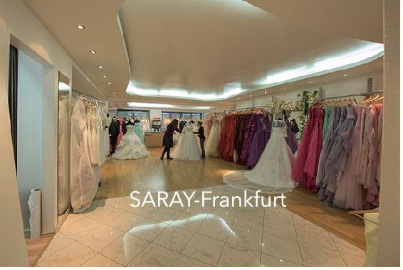 Saray Brautmoden Filiale Frankfurt Bild